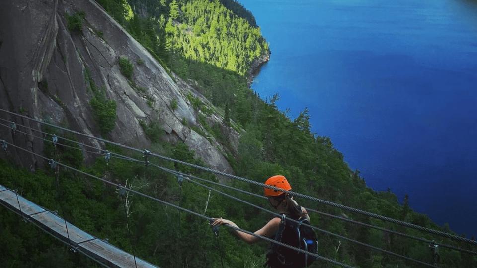 Activité à faire au Saguenay
