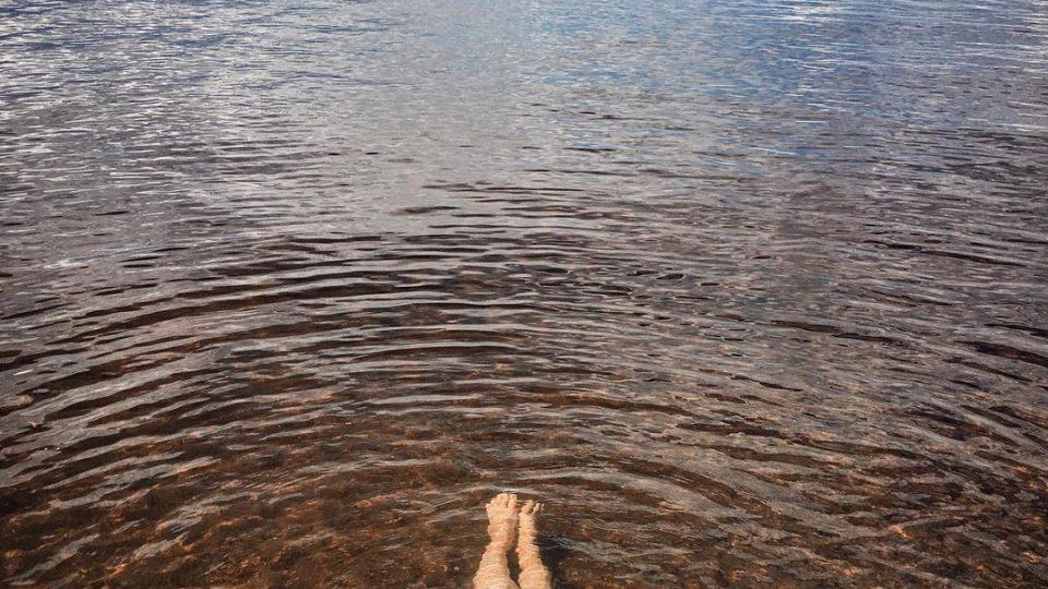 Plage du Saguenay Lac Saint-Jean, la plage du Rigolet
