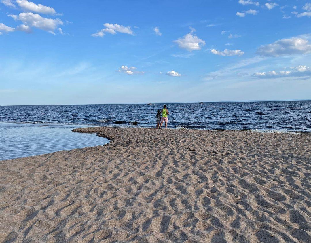 plage vauvert Saguenay Lac-Saint-Jean
